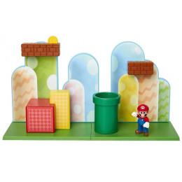 Super Mario – Makieta Acorn Plains – 85991