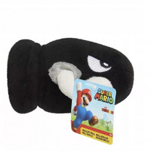 Super Mario – Maskotka Bullet Bill 12 cm – 68555 86758