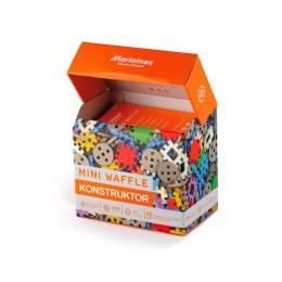 Marioinex - Mini Wafle Konstruktor - Zestaw klocków 300 elementów - 90227