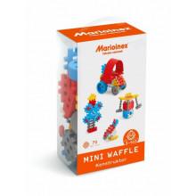 Marioinex - Klocki Mini Wafle - Zestaw 70 elementów konstrukcyjnych - 90280
