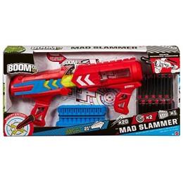 Boomco Pistolet Mad Slammer Tarcza Strzałki CFD43