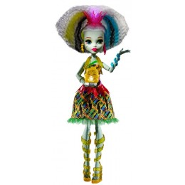 Monster High DVH72 Lalka Zelektryzowana Frankie Stein