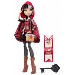 Ever After High – Rebelsi – BBD44 Cerise Hood