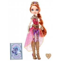 Ever After High -Smocze Igrzyska DHF37 Córka Roszpunki HOLLY O'HAIR