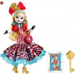 Ever After High - W Krainie Czarów - CJF42 Apple White