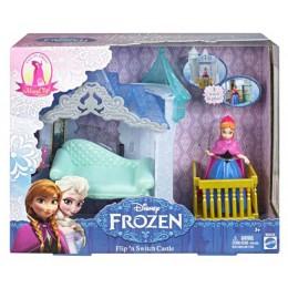 Mattel Frozen BDK34 Magiczny Pałacyk Anny