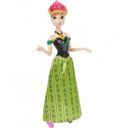 Mattel - Frozen - Śpiewająca Anna CJJ08