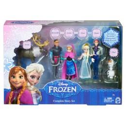 Mattel Frozen Y9980 Zestaw mini figurek