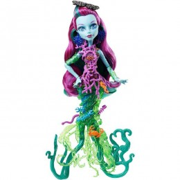 Monster High DHB48 Upiorki z Głębin Posea Reef