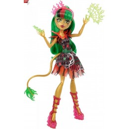 Monster High - Cyrk de Szyk – CHX96 Lalka Jinafire Long