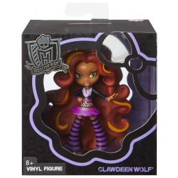 Monster High - Winylowa Figurka - Clawdeen Wolf CFC86