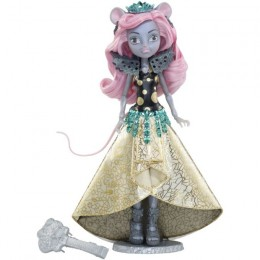 Monster High – Boo York – CHW61 lalka Mouscedes King