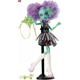 Monster High - Cyrk de Szyk – CHX93 Lalka Honey Swamp
