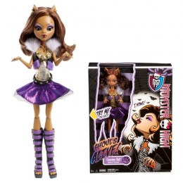 Monster High Upiorki żyją Clawdeen Wolf