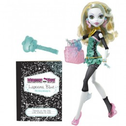 Monster High - School's Out - Lagoona Blue W2822