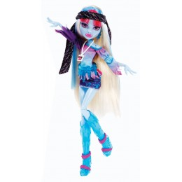 Monster High Festiwal ABBEY BOMINABLE Y7695