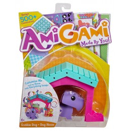 Mattel AmiGami BLV44 PIESEK I DOMEK