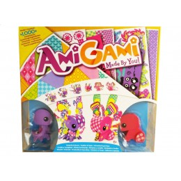 Mattel AmiGami DFM32 MOTYL I KRÓLIK