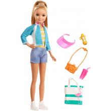 Lalka Barbie – Stacie w podróży - Barbie Dreamhouse Adventures - FWV16