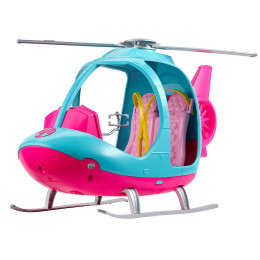 Barbie – Barbie Dreamhouse Adventures- Helikopter - FWY29