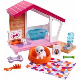 Barbie - Buda dla pieska - FXG34