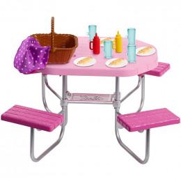 Barbie - Stół piknikowy - FXG40