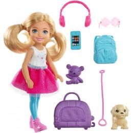 Lalka Barbie – Chelsea w podróży - Barbie Dreamhouse Adventures – FWV20