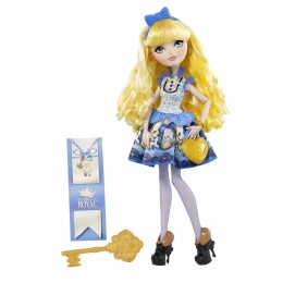 EVER AFTER HIGH LALKA BLONDIE LOCKERS BBD54