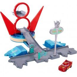 Cars 2 Auta Mattel CDW68 Skocznia na Stacji V8