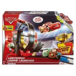 Mattel Cars DJC57 Wyczynowa Superpętla z McQueenem