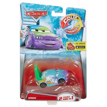 Cars Auta Zmieniające Kolor Wingo DHF50
