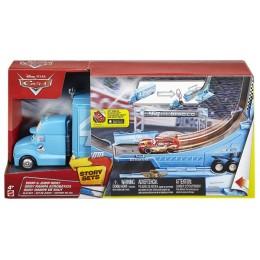 Cars 2 Auta Mattel DHF52 Ciężarówka Szaruś Dinoco