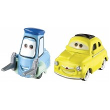 Auta Cars - SamochodzikI Luigi i Guido - FHP06