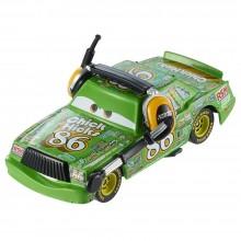 Auta Cars - Samochodzik Marek Marucha ze słuchawkami - FWY02