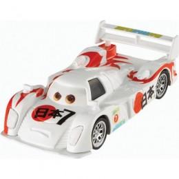 Auta Cars - Samochodzik - Shu Todoroki GGJ82