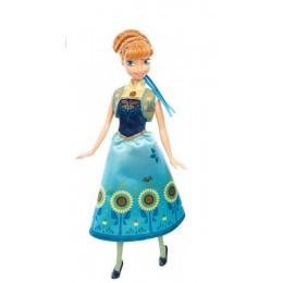 Mattel DGF57 Frozen Anna Urodzinowa