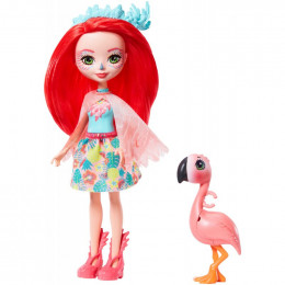 Enchantimals – Fanci Flamingo i Flaming Swash – DVH87 GFN42