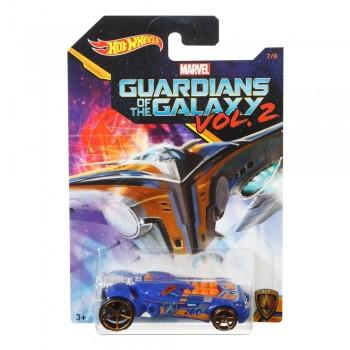 Hot Wheels - Strażnicy Galaktyki - Samochodzik Rocketfire DWD78