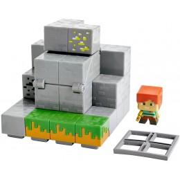 Minecraft DWV77 Zestaw z minifigurką - Wodospad Cudów