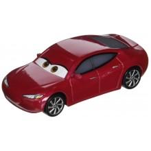 CARS AUTA 3 DXV35 Samochodzik Natalie Certain