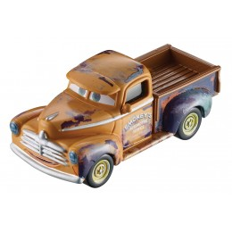 CARS AUTA 3 DXV37 Samochodzik Smokey