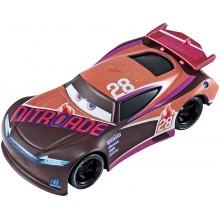 AUTA CARS 3 DXV41 Samochodzik Tim Treadless