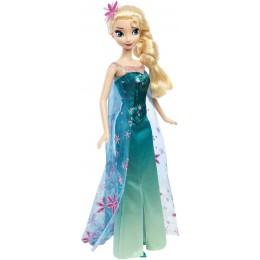 Mattel DGF56 Frozen Elsa Urodzinowa
