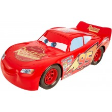 Auta Cars - Samochód Zygzak McQueen 50cm - FBN52