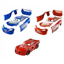 Auta 3 Cars Mattel Samochodzik Zygzak McQueen do modyfikacji FCV95