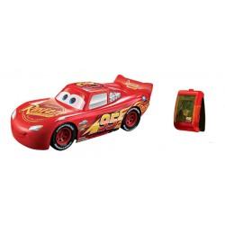 AUTA CARS FGN51 Zdalnie sterowany Zygzak McQueen + opaska na rękę