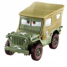 CARS AUTA 3 FJH95 Samochodzik Kamasz Sarge