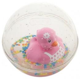 Fisher Price Pływająca kaczuszka różowa DRD82