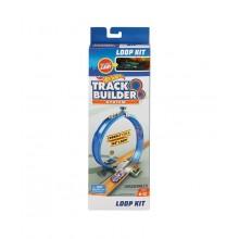 Hot Wheels FPF04 Track Builder - Pętla z samochodem