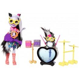 Enchantimals - Rockowy koncert Sage Skunk i skunksiczki Caper - FRH41